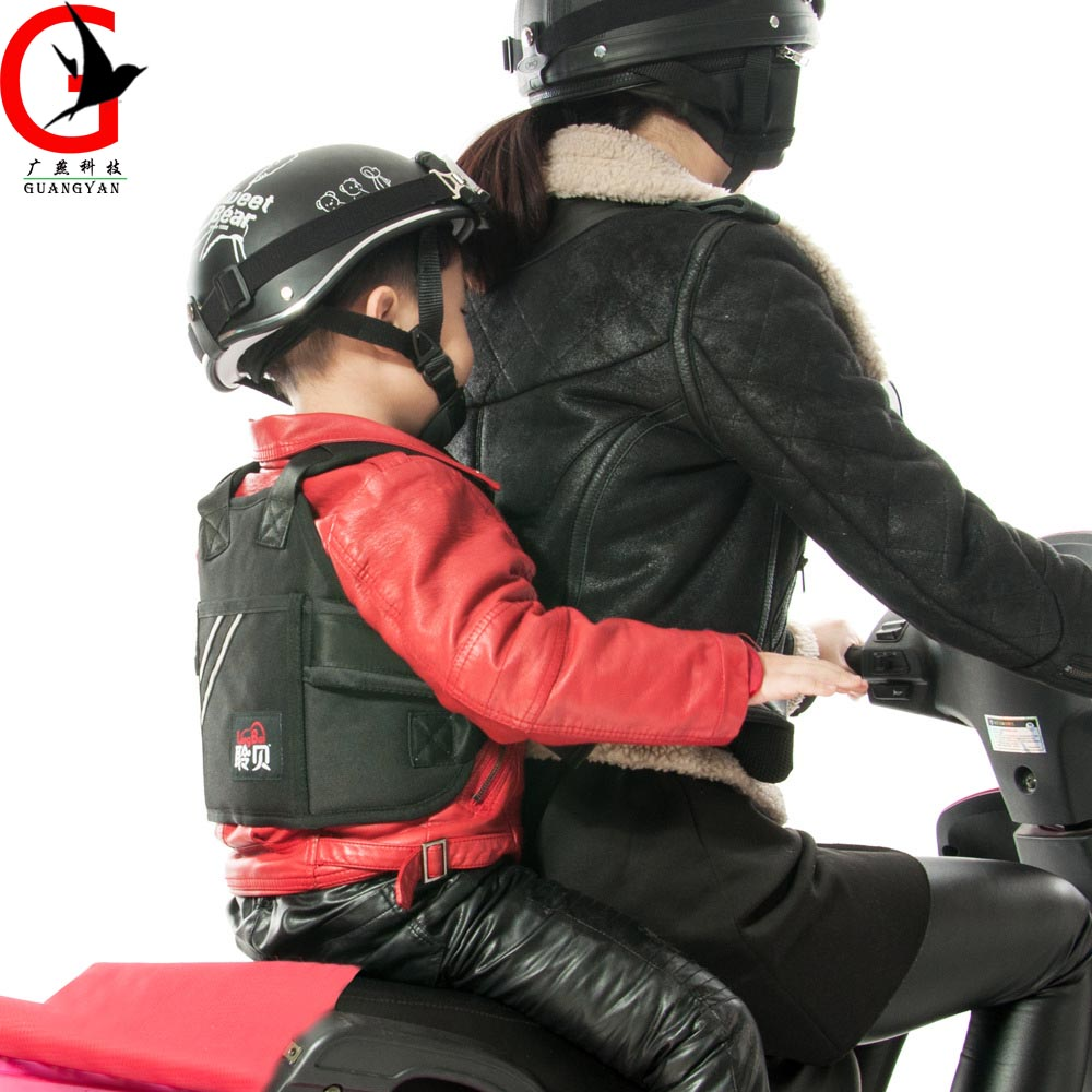 Childhood motorcycle seat belts Electric car child protection child safet Strap baby Carrier LB M0140021