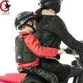 Proteção infantil cintos de segurança da motocicleta criança carro Elétrico criança Portador de bebê Alça LB-M0140021 safet