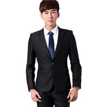 Custom made Men Suits Fashion style Formal Dress Men Suit Set men wedding suits groom tuxedos(Jacket+Pants+Tie)
