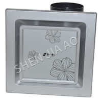 Exhaust fans bathroom ducted ceiling ventilator entilation system ventilation fans exhaust air blower centrifugal fan