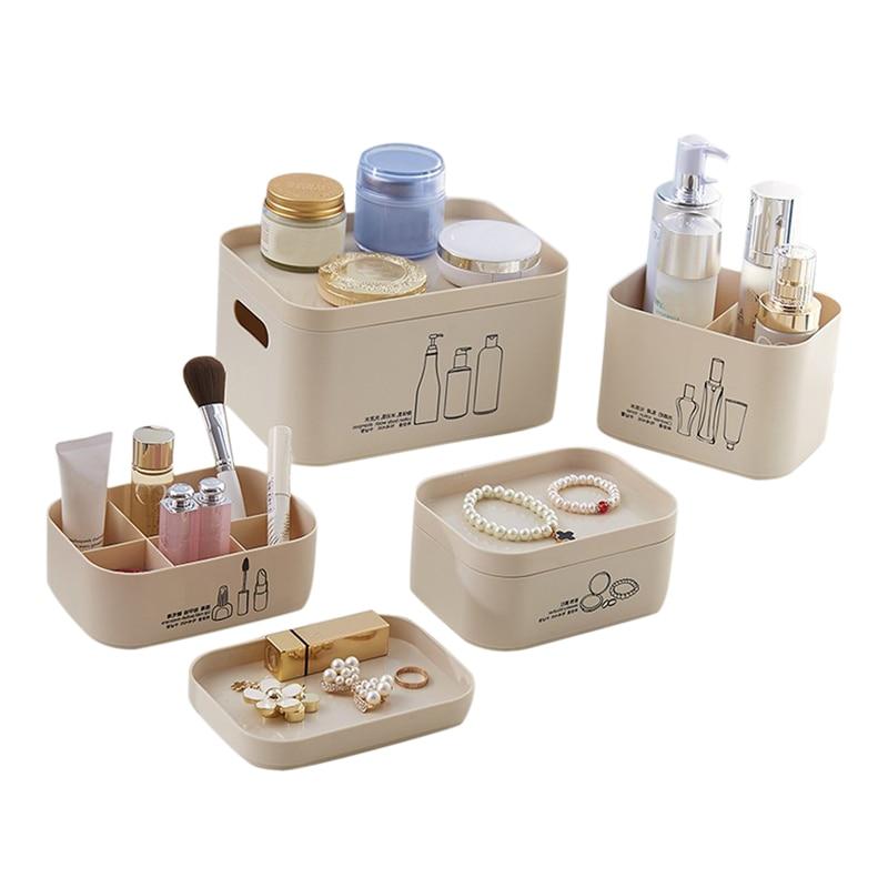 Multi-grid Makeup Organizer Cosmetics Sts