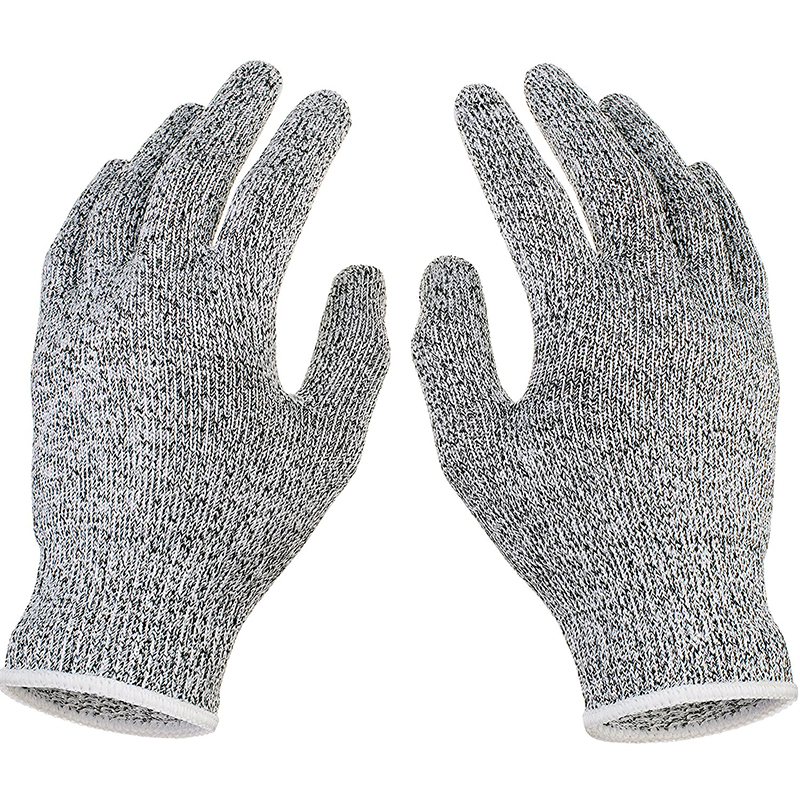 Self Defense Supplies Active Anti-cut Gloves Safety Cut Proof Stab Resistant Stainless Steel Wire Metal Mesh Kitchen Butcher Cut-resistant Safety Gloves