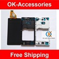 Black Or White High Quality For Sony Xperia ZR M36H C5502 C5503 LCD Display+Touch Screen Digitizer+Frame 1PC/Lot
