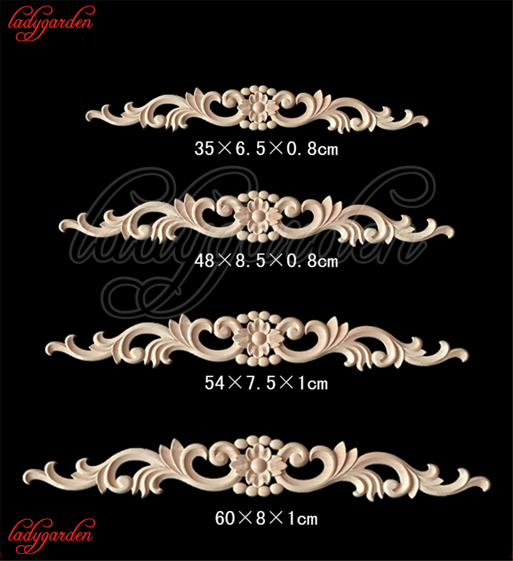 Wood Appliques For Furniture. Wood Appliques For Furniture Applique Cabinet  Head Flower Background Wall Decorative