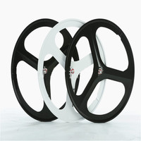 700c dead fly integrated bicycle wheel set magnesium alloy one wheel bike rim ring