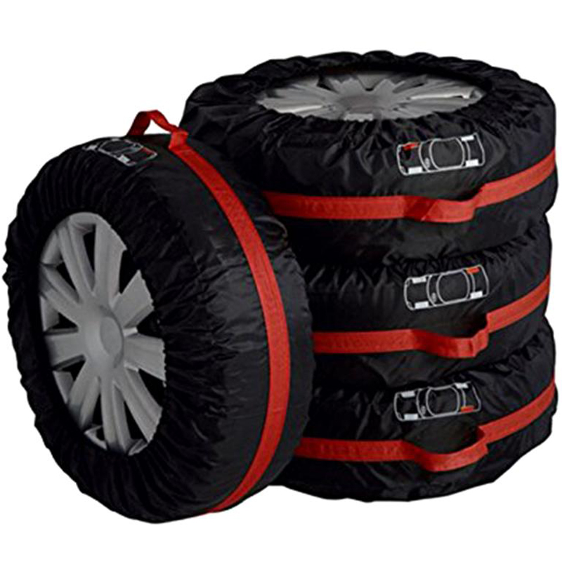 1PC 4Pcs S L Car Spare Wheel Tyre Tire Protection Storage Bag Cover Bags for Universal Car High Quality Vehicle Wheel Protector in Tire Accessories from Automobiles Motorcycles