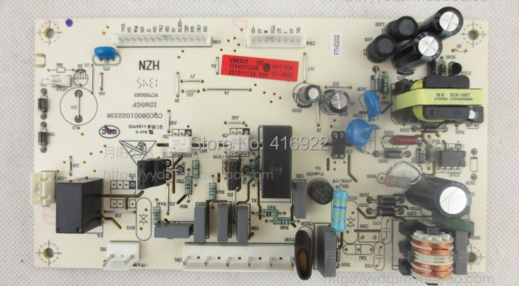 95% new good working 100% tested for Haier refrigerator motherboard pc board bcd-216st bcd-226sc bcd-226st original on sale 95% new original good working refrigerator pc board motherboard for samsung rs21j board da41 00185v da41 00388d series on sale