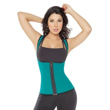 XS – 5XL plus size women vest Neoprene waist cincher trainer workout sauna suit waist corset hot shaper body