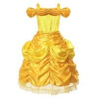 Disfraz de princesa de La Bella y La Bestia 2