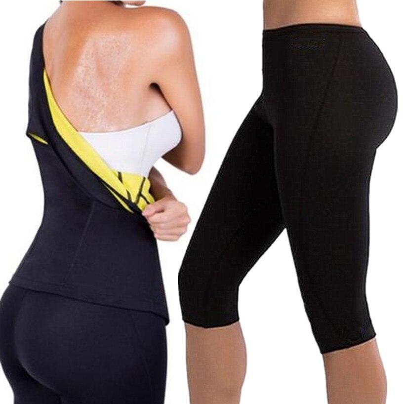 Noticias mujeres Yoga adelgazamiento Fitness Sport camisa chaleco +  Pantalones Leggings Yoga Set gimnasio Running Sport Suit Set Workout ropa  Femenina a9c565ba2afb