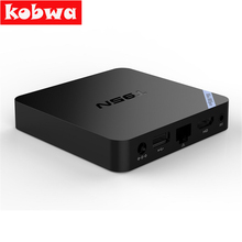 t95n mini m8s pro Android 6.0 4K Box Amlogic S905X Quad Core Wifi 2G 8G Memory Smart Set top Box Media Player Top Box
