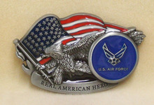 Low price custom belt buckles wholesale usa Air Force Belt Buckle cheap Eagle High quality for men