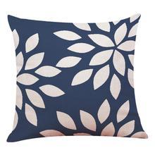 Cushion cover geometry pillowcase 45cm x 45cm