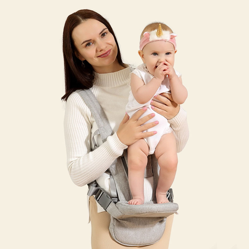 0 36 Months Ergonomic Baby Carrier Front Facing Carry Kangaroo Backpack Infant Hipseat Toddler Waist Sling Holder Pouch Wrap in Backpacks Carriers from Mother Kids