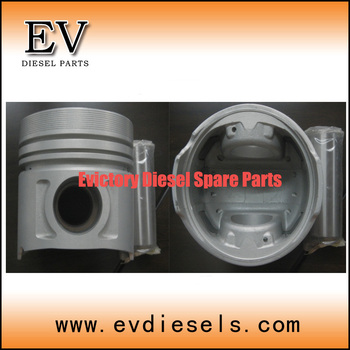 for Doosan deawoo DB58 engine piston ring liner water pump bearing valve kit etc
