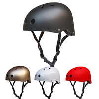 Men Round Mountain Bike Helmet Cycling Helmet Sport Accessories For Hip Hop Roller Skateboard Scooters Bicycle