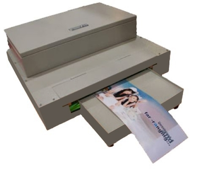 Desktop UV coating machine Lamineermachine 330mm. Hoge kwaliteit voor - Office-elektronica - Foto 1