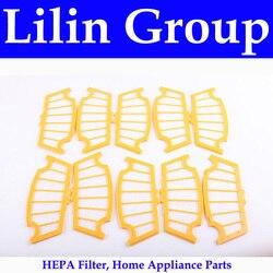 (Pour A320, A325, A335, A336, A337, A338) HEPA Filtre pour Robot Aspirateur, 10 pcs/pack, Appareil Ménager Pièces
