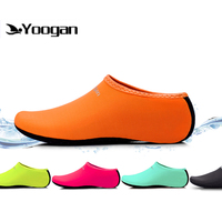 Yoogan Swimmng Socks Neoprene Socks For Unisex Colorful Light Weight Beachwear Snorkel Socks Anti Slip Aqua