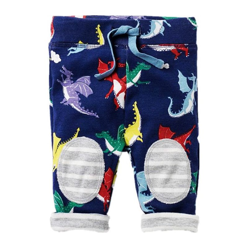 Kidsalon Toddler Boy Pants leggings Boy Sweaterpants 100% Cotton Harem Pants Autumn Winter Baby Boy Clothes Children Trousers