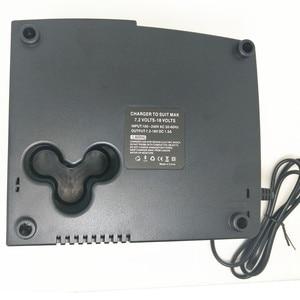 Image 2 - استبدال شاحن ليثيوم 7.2 فولت 18 فولت DC18RA لماكيتا DC18RC بطارية أداة السلطة BL1830 BL1840 BL1430 بطارية ليثيوم أيون