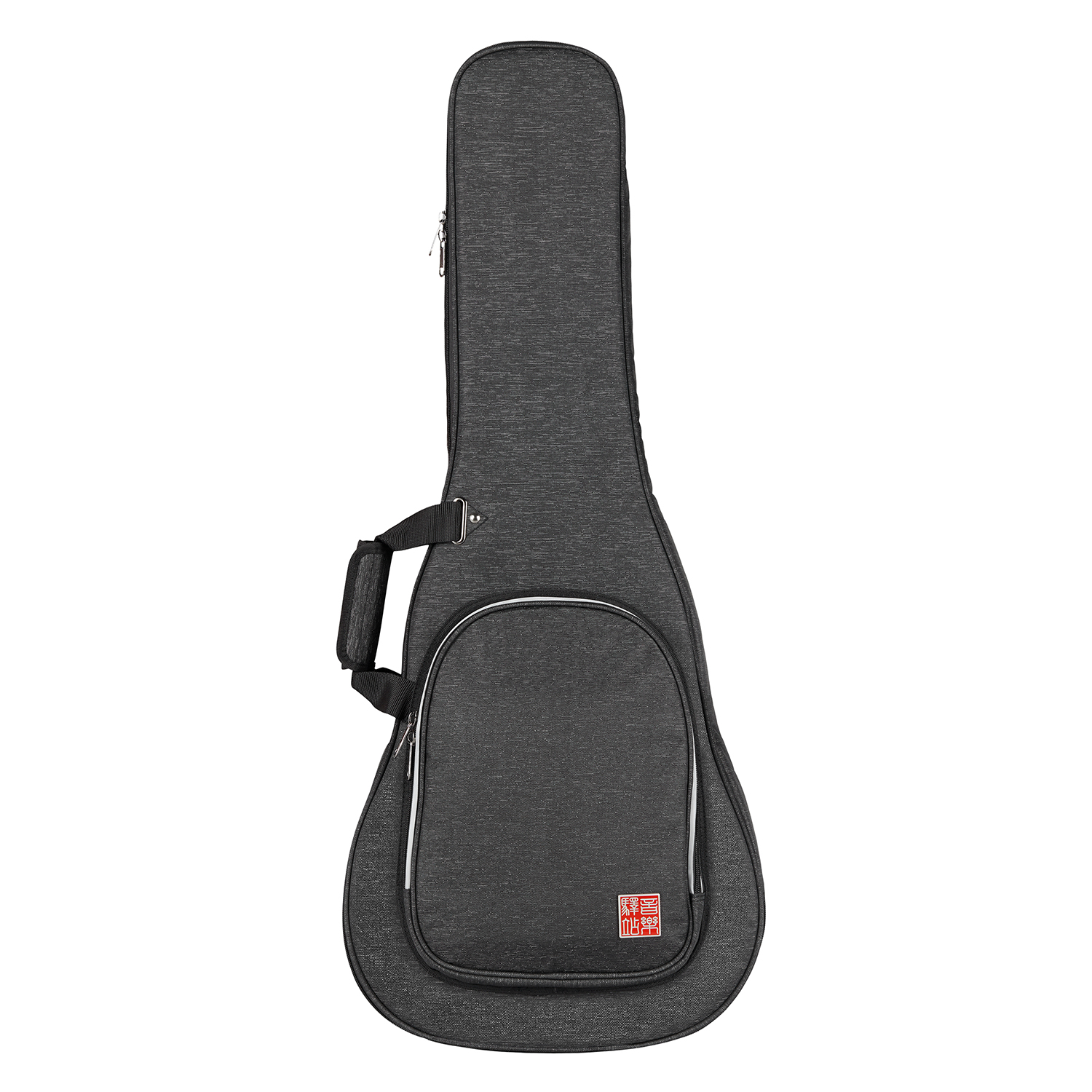 Music Area RB20 Acoustic Guitar Gig Bag Waterproof with 20mm cushion protection - Black 12mm waterproof soprano concert ukulele bag case backpack 23 24 26 inch ukelele beige mini guitar accessories gig pu leather