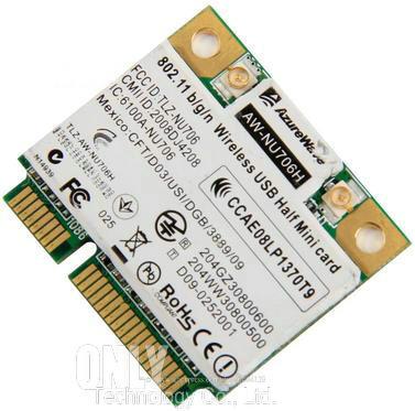 Ralink RT3090 802.11b//g//n Mini Express Wireless Card Full Size
