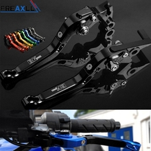 For Suzuki B-king BKING B KING 2008 2009 2010 2011 CNC Motorbike Levers  Motorcycle Brake Clutch Folding Extending