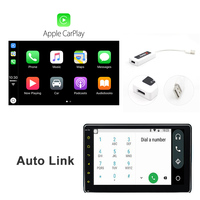 Carlinke USB Apple Carplay Dongle And Android Phone Auto Link For Android Car Screen Touch Screen