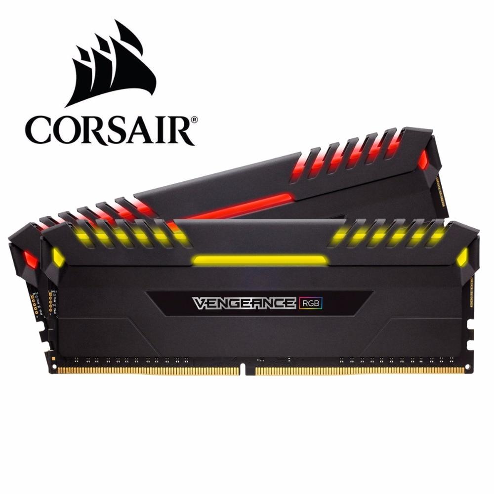 CORSAIR ddr4 ram 8 gb 3000 mhz RGB PRO DIMM Bureau Mémoire Soutien mère ddr4 3000 rgb ram 16 gb 32 gb
