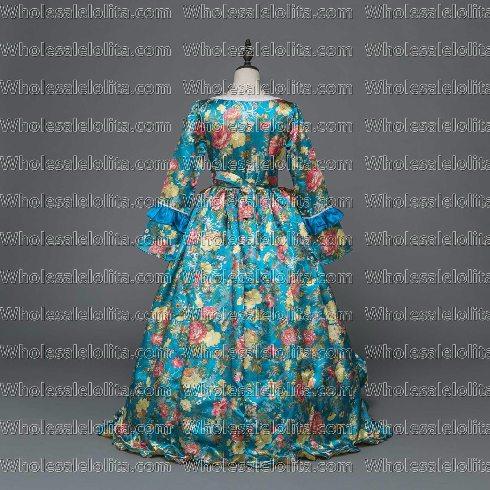 New Holiday Marie Antoinette Dress Renaissance Princess Victorian  Cinderella Gown Dress Theater Women Halloween Costume-in Dresses from  Women s Clothing on ... 26b9f16f3050