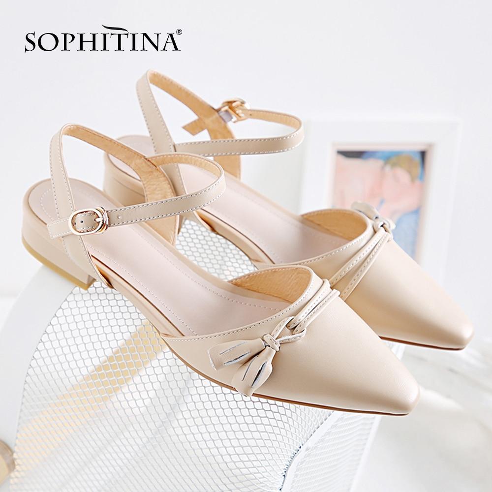 MEGA DISCOUNT) SOPHITINA Fashion Literary Women's Sandals