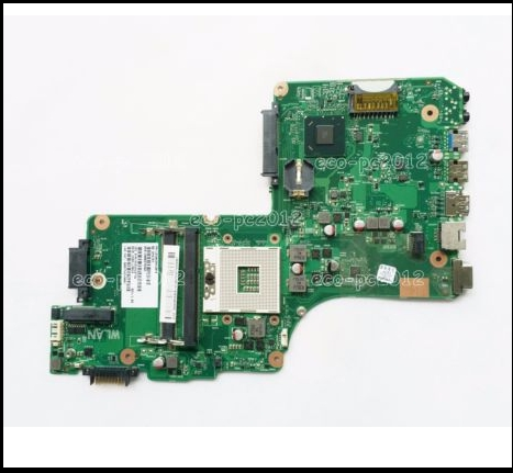 V000275560 C850 L855   connect with printer motherboard full test  lap connect board c850 l850 integrated motherboard for laptop c850 l850 h000052740 full test