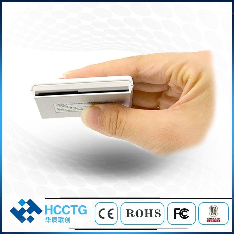 Écumeur de carte bluetooth nfc sans contact 13.56 mhz/émulateur/lecteur NFC Bluetooth alimenté par batterie-ACR1311U-N2 - 6