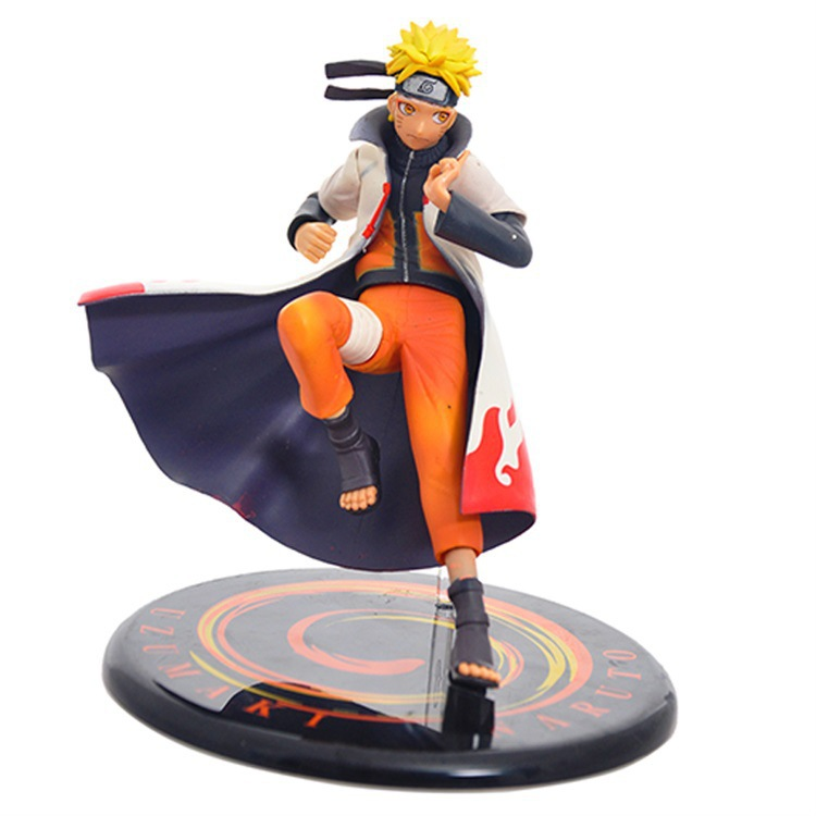 J Ghee Anime Naruto Figures kyuubi Uzumaki Naruto Change Face PVC Action Figure Toys Model Brinquedos Juguete Christmas Gift anime catoon uzumaki naruto yondaime naruto pvc action figure collectible model toy gift 25cm kt642