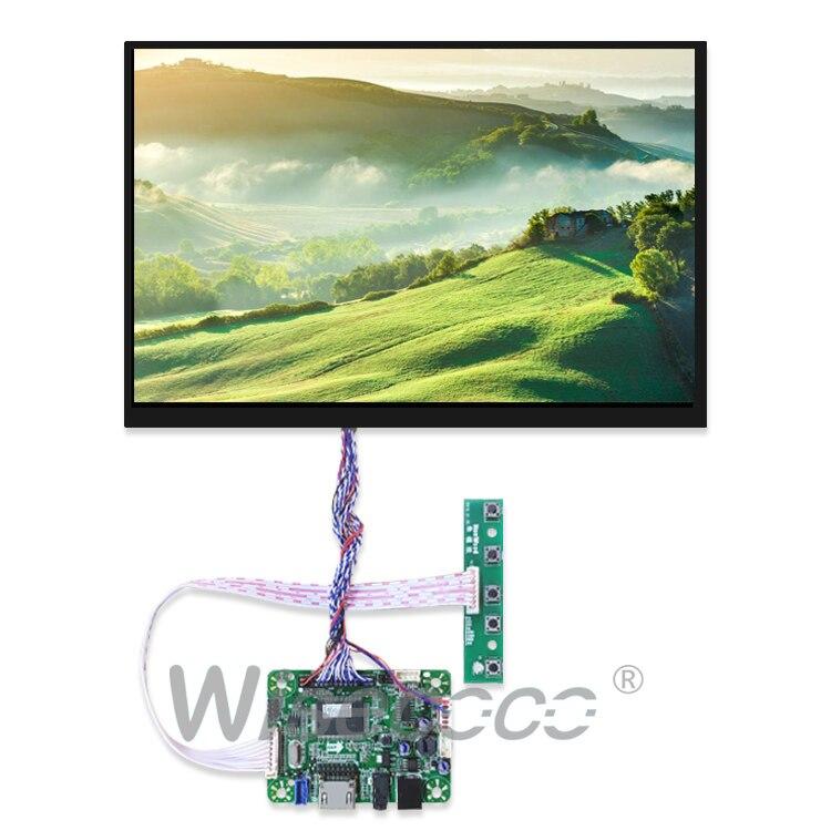 Framboise Pi 3 affichage 10.1 pouces HDMI LCD TFT LVDS 1920 × 1200 affichage avec carte pilote de contrôle pour Raspberry Pi 3 2B B