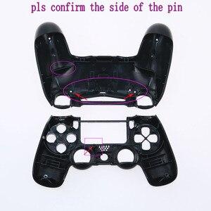 Image 2 - Màu xanh lá cây màu hồng màu xanh đen vàng đỏ Matte Nhà Shell cho Sony PS4 Playstation 4 Wireless Controller Thay Thế