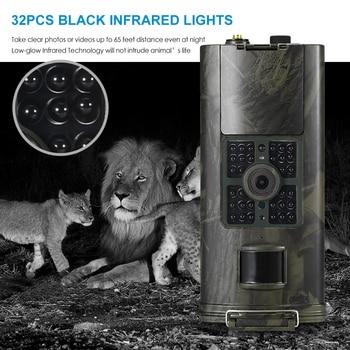 HC-700G trail camera gamehuntingacorn wild gsm deermini night vision mms solar 16MP 940nm Trap SUNTEKCAM photo 3G 2G 700M 5