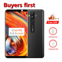 original Leagoo M9 Pro 18:9 5.72 4G Smartphone Android 8.1 MT6739V Quad Core 2GB RAM 16GB ROM 13MP Face ID 3000mAh Mobile Phone