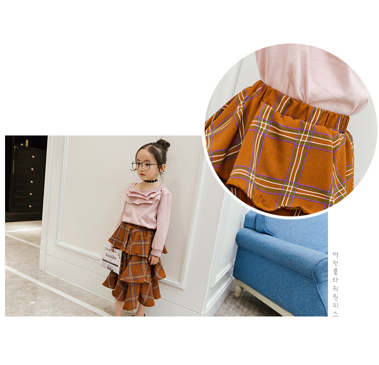 tutu    2017 plaid tutu skirt        girls skirts     skirt girl (9)