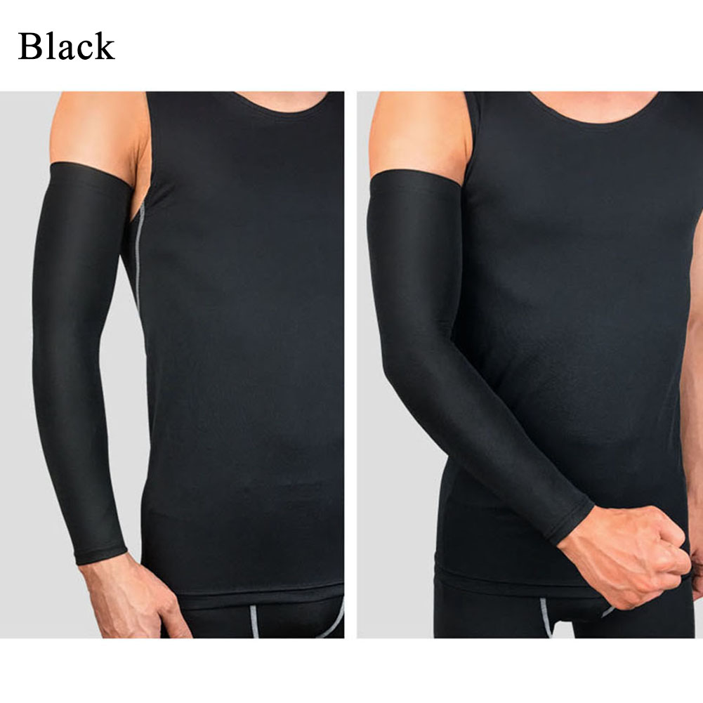 Breathable Sleeves Solid Non-Slip Comfortable Sleeve Summer New Fashion Quick Dry Uv Protection Running Sleeves Arms Hot Sale