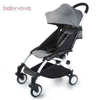 YOYA Baby Kinderwagen 100% ORIGINAL Kinderwagen für Kinder Babyyoya Babyzen Yoyo Kinderwagen Wagen Reise Wagen Kinderwagen Buggy