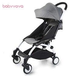 YOYA Kinderwagen 100% ORIGINELE Kinderwagens voor Kinderen Babyyoya Babyzen Yoyo Kinderwagen Trolleys Reizen Karren Kinderwagen Buggy