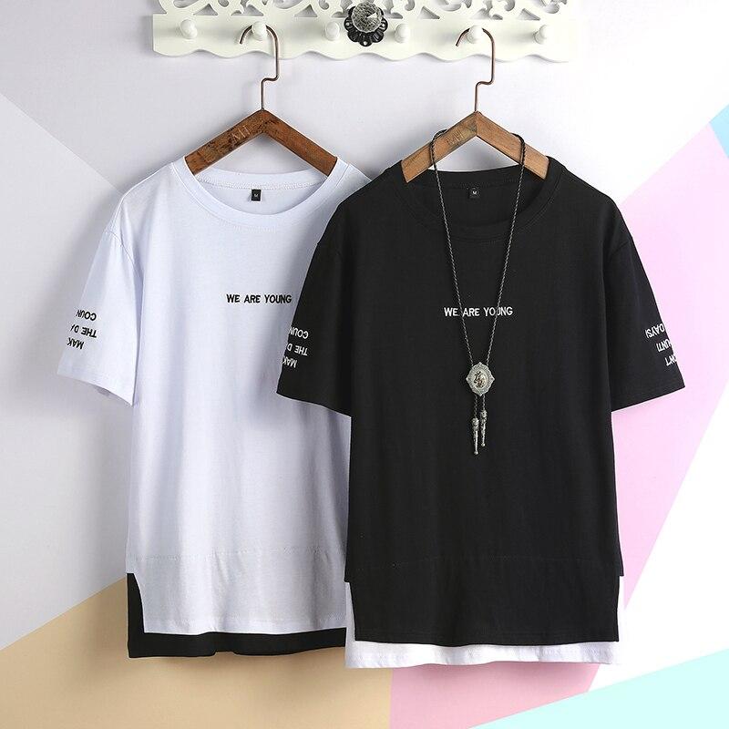 Camisa de manga curta t camisa de manga curta de manga curta