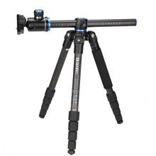 цены на BENRO  Go Travel Tripods Kit  Min Height Professional Portable Digital Camera Tripod 5 Section Tripod For SLR Cameras GC169TV1  в интернет-магазинах