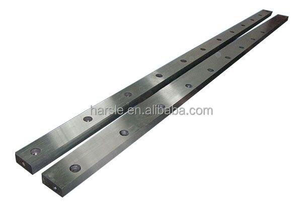 Metallurgical shear blade upper and bottom knives  цены