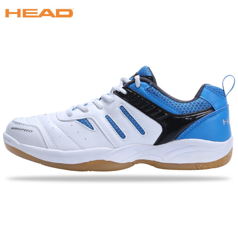 HEAD Badminton Shoes For Men Professional Sneakers Breathable Sport Shoes Unisex Brand Table Tennis Badminton Shoes EUR Size 44 оганян ж английский для путешественников