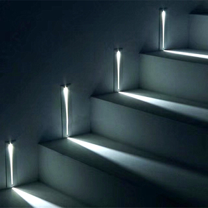 3W Recessed Led Stair Light AC