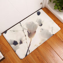 Delicieux CAMMITEVER Wash Machine Washable Carpet Cotton Floral Indoor Outdoor Area Rugs  Kitchen Mat Non Slip