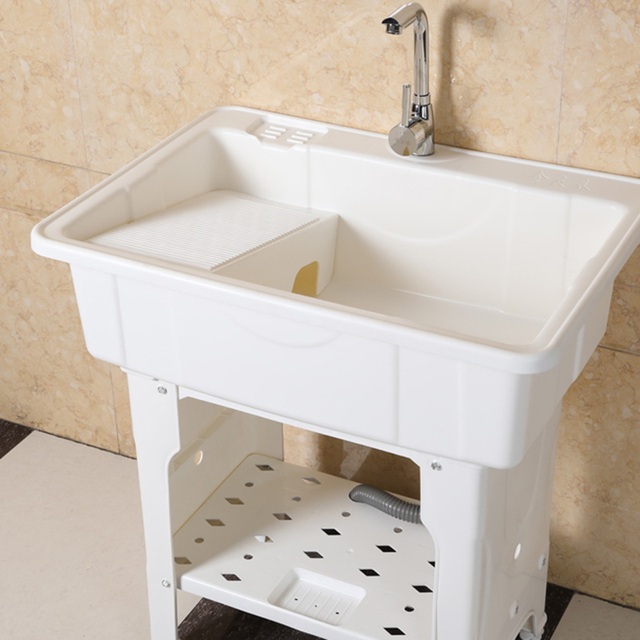 laundry pool with washboard household indoor and outdoor simple laundry table hand washing tables washbasin plastic